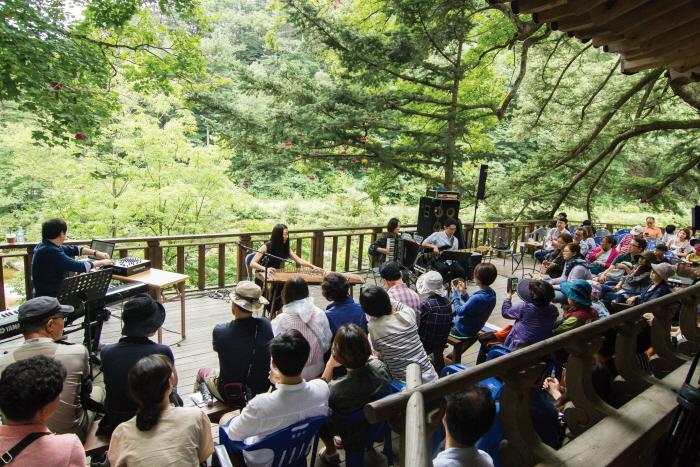 五台山文化祭り(오대산 문화축제)