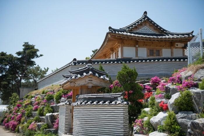 Daebudo Island Paper Art Museum Guesthouse (종이미술관펜션(종이미술관))
