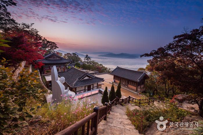 Templo Sujongsa (수종사)