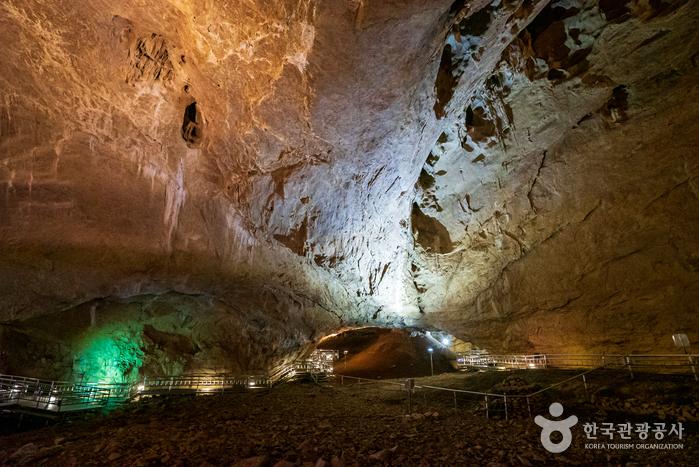 Höhle Hwanseongul (Höhlensystem Daei-ri) (환선굴 (대이리 동굴지대))