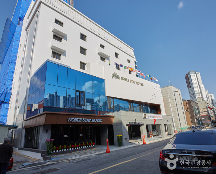 Noble Stay Hotel [Korea Quality] / 노블 스테이 (Noble Stay) [한국관광 품질인증/Korea Quality]
