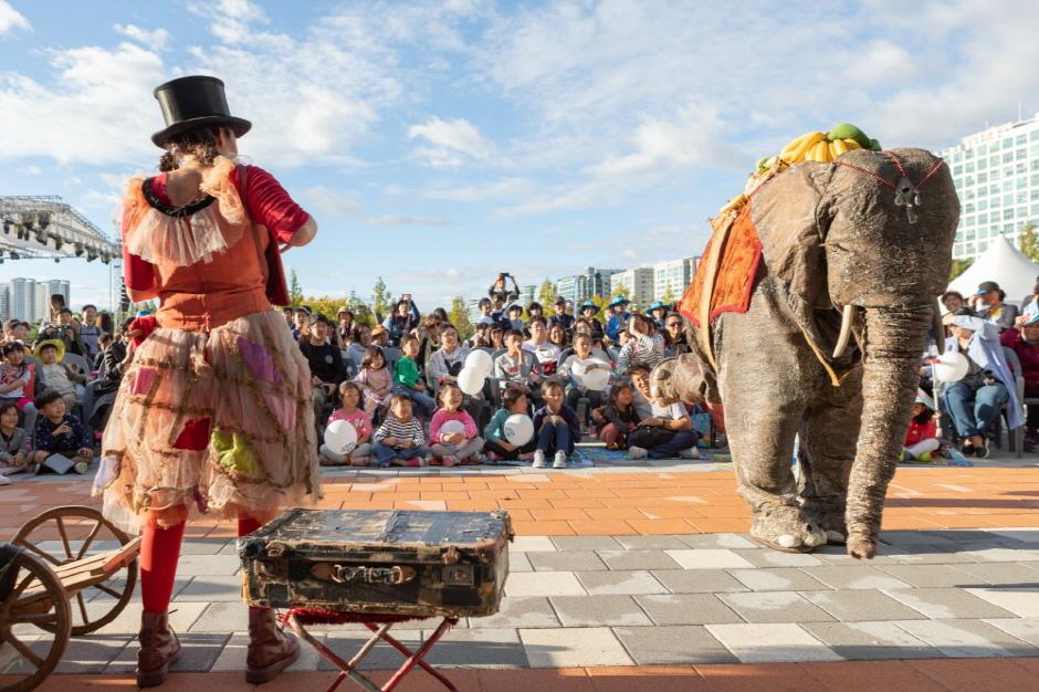 Фестиваль искусства в Кояне (고양호수예술축제)6