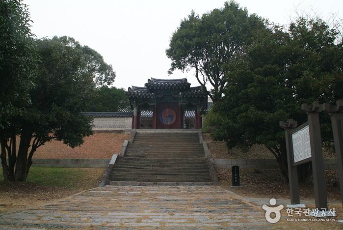 統営 洗兵館(통영 세병관)