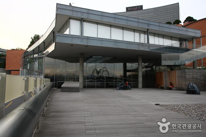 三星美术馆Leeum<br>(삼성미술관 리움)