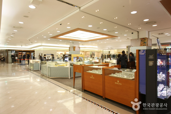 Lotte Duty Free Shop - Busan Branch ( - )