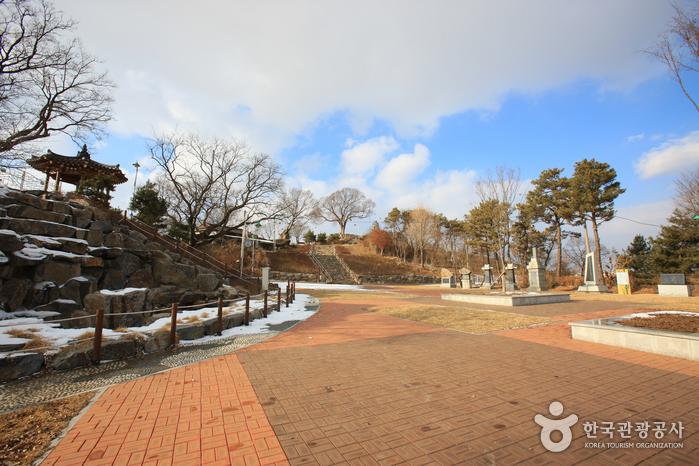 Пик Оннёбон в Кангёне (강경 옥녀봉)