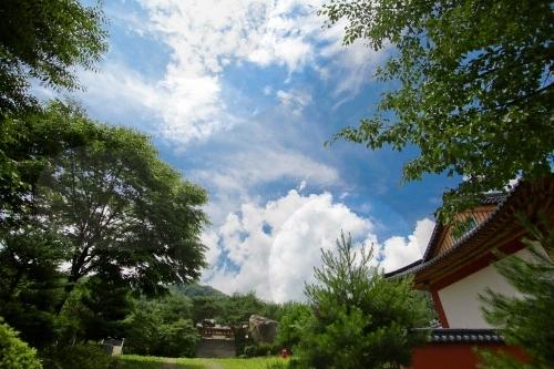 Храм Пэннёнса в Капхёне (백련사(가평))2