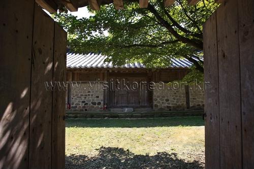 아산 맹씨 행단(맹사성 고택) 사진3