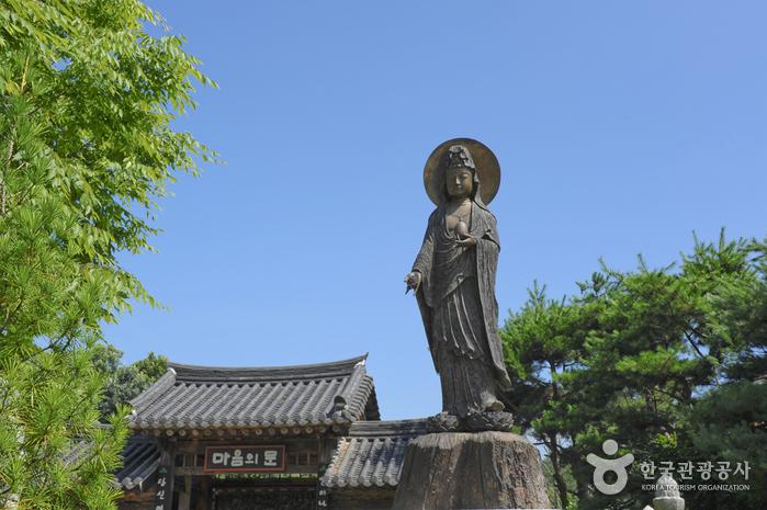 Музей буддийского искусства Мога (목아박물관)14