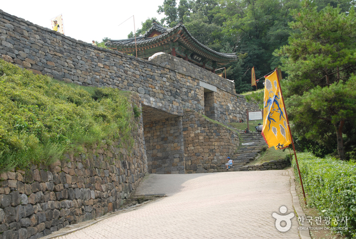photo about Baekje Historic Areas