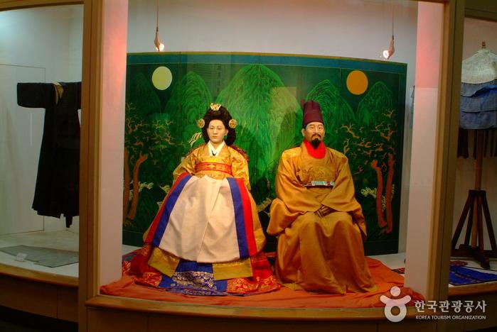 Lieu de naissance de l'impératrice Myeongseong (Reine Min) (명성황후 생가)