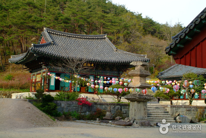Unjusa Temple (운주사)