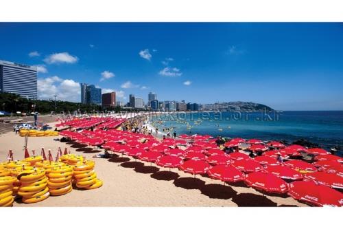 Haeundae Beach (해운대해...