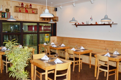 Ресторан Хэмлагат (HEMLAGAT(헴라갓))5