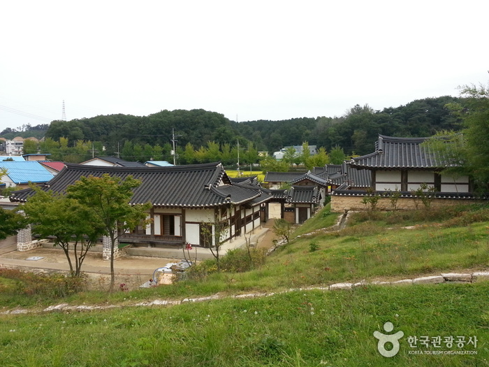 Birthplace of Yuk Young-soo (Okcheon) (옥천 육영수 생가)
