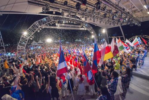 Cheonan World Dance Festival (천안 흥타령춤축제)