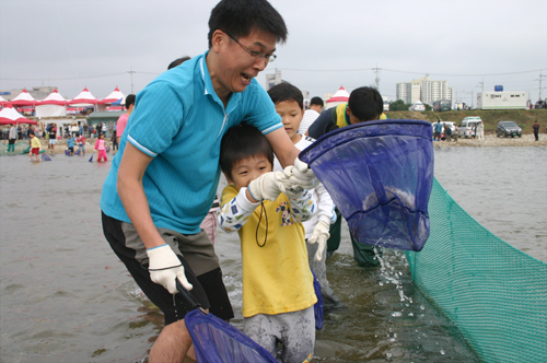 Salmon Festival in Y...