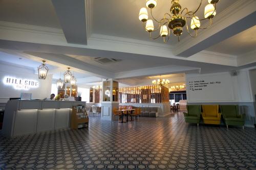 山边酒店(Hill Side Hotel)[韩国旅游品质认证/Korea Quality](힐사이드호텔[한국관광 품질인증/Korea Quality])