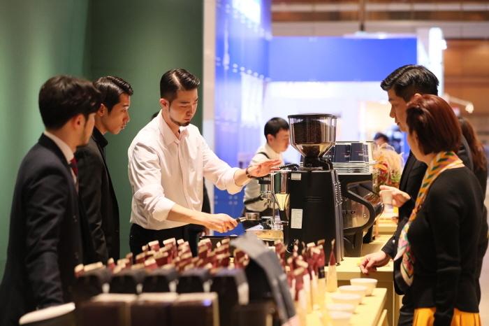 首尔咖啡展<br>(서울카페쇼)