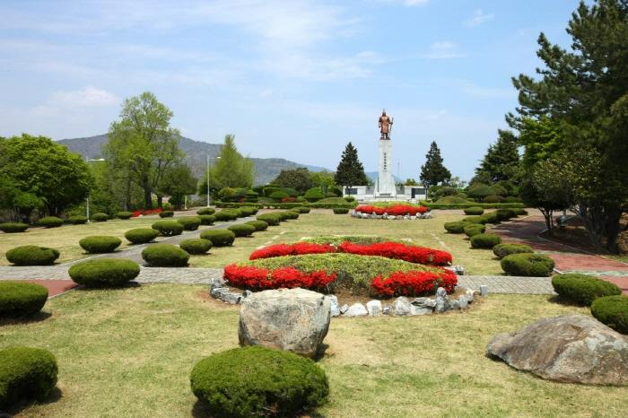 紫山公園(자산공원)