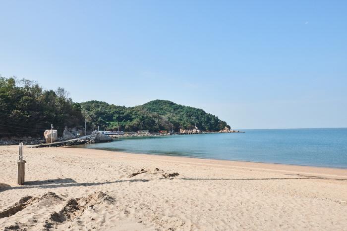 Strand Eurwangni (을왕리해수욕장)