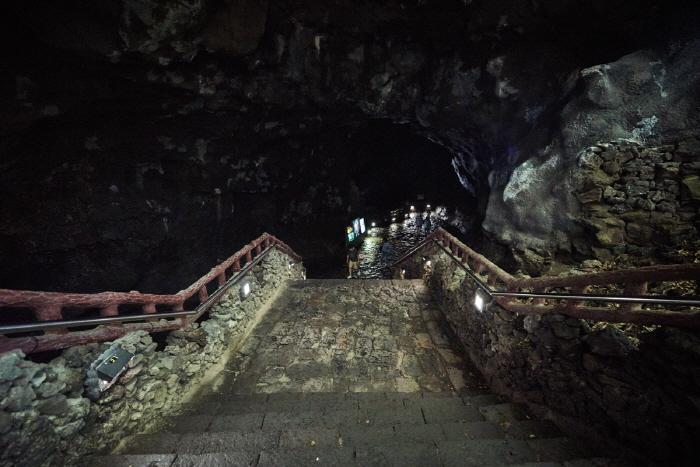 Manjanggul Cave [UNESCO World Heritage] (만장굴 [유네스코 세계자연유산])
