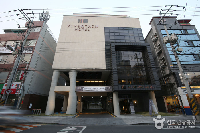 河畔酒店(Rivertain Hotel)[韩国旅游品质认证/Korea Quality](리버틴호텔[한국관광 품질인증/Korea Quality])
