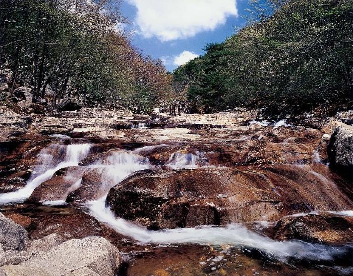 ホバクソ渓谷(호박소계곡)