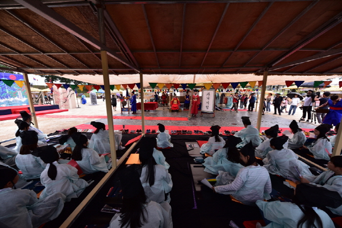 洪城歴史人物祭り(홍성역사인물축제)