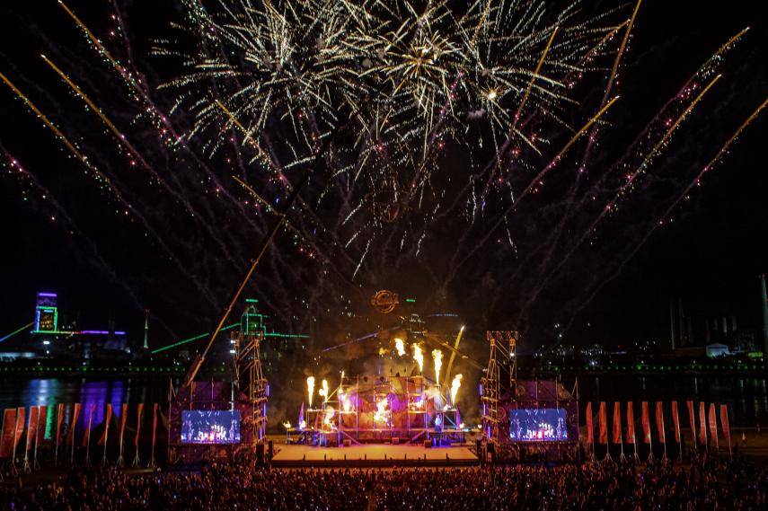 [문화관광축제] 포항국제불빛축제 2020