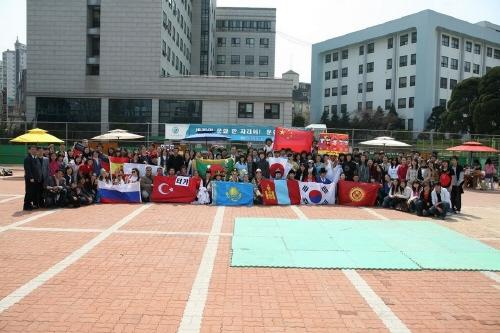 한국외국어대학교 한국어문화교육원 외부
