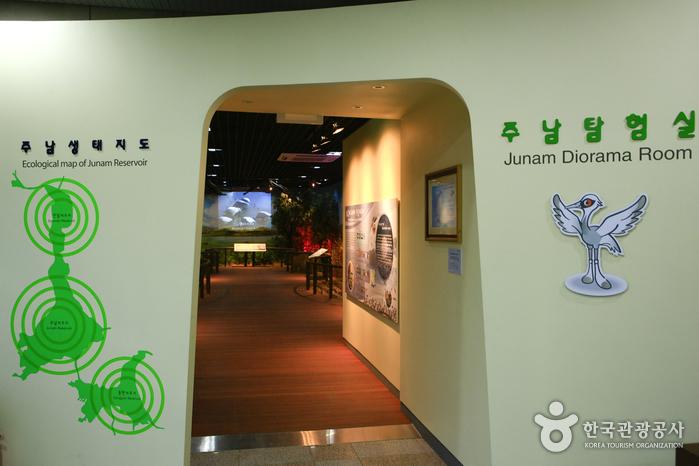 Junam Ecological Center (주남저수지 생태학습관)