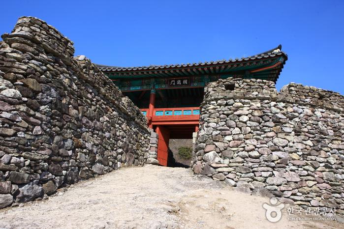 潭陽金城山城(담양 금성산성)5