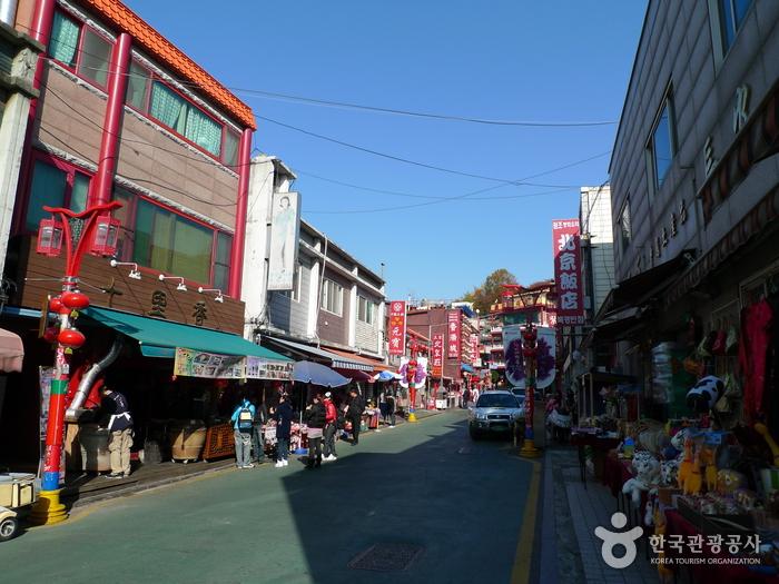 Incheon China Town (인천 차이나타운)