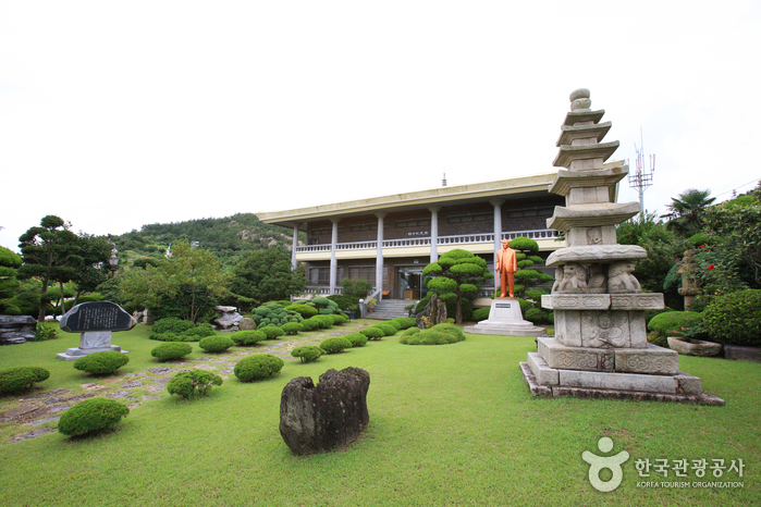 Gedenkhalle Namnong (남농기념관)