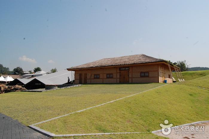 Деревня гончарных изделий на горе Вегосан (외고산옹기마을)18