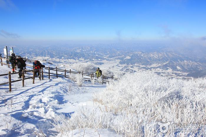 향적봉(덕유산) 사진25