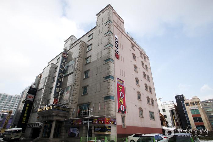 Korea飯店<BR>(호텔 코리아)