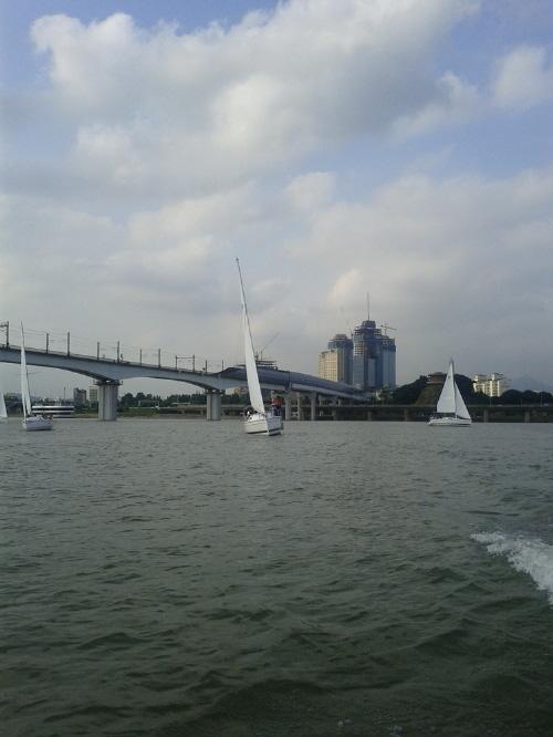 Яхт-клуб Seoul Marina16
