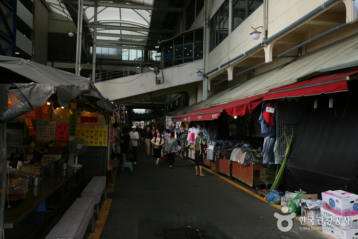 大邱 西門市場(대구 서문시장)