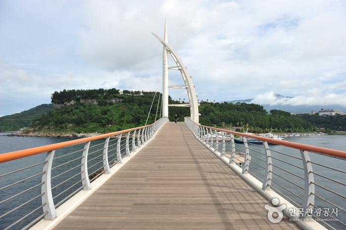 Мост Сэёнгё (새섬 새연교)2