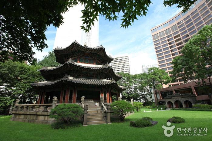 Hwangudan Altar (환구단)