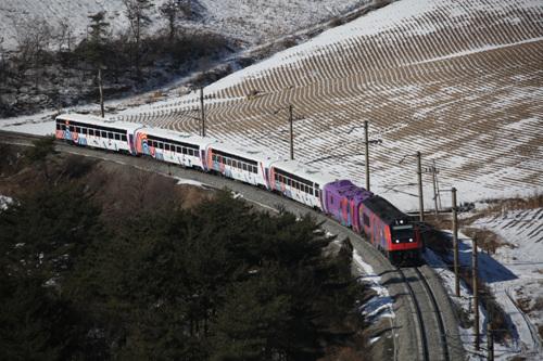정선아리랑열차(A-train)