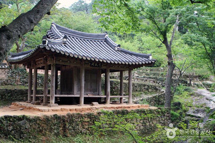 潭陽 瀟灑園(담양 소쇄원)