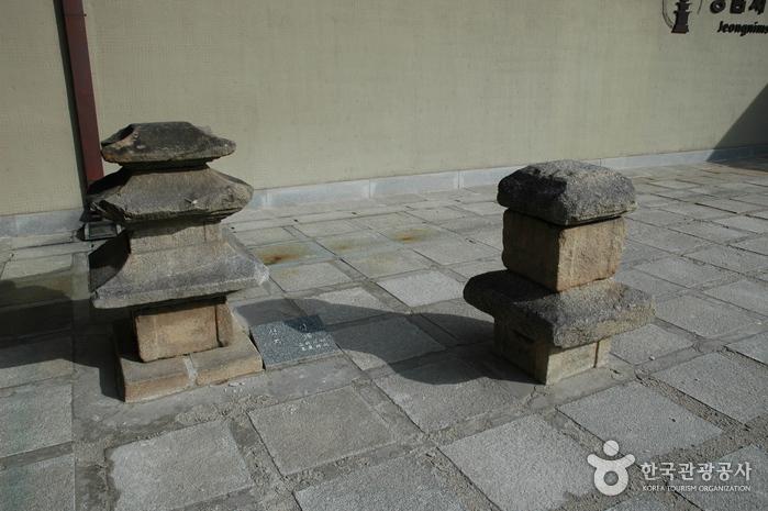 Jeongnimsaji Museum (정림사지박물관)