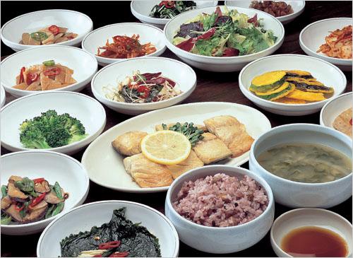 Image result for banchan visitkorea