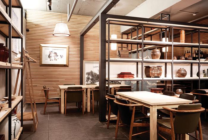 Ресторан Mingles (밍글스)2
