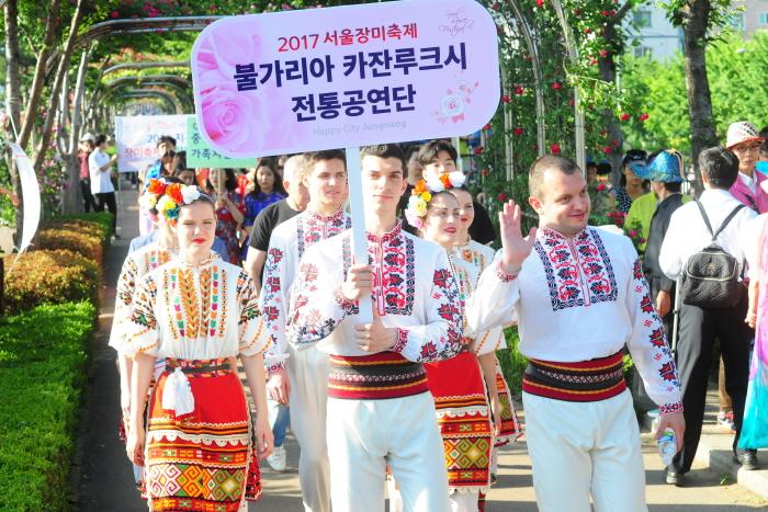 서울장미축제 2018   사진13