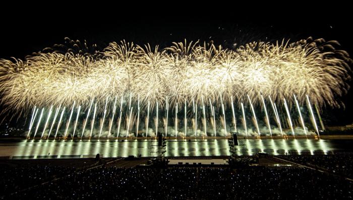 [文化观光庆典] 浦项国际烟火节[문화관광축제]포항국제불빛축제