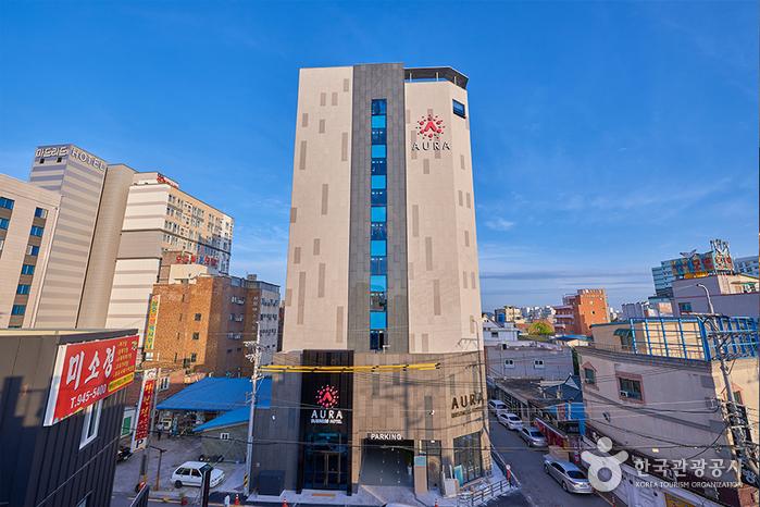 光州奥拉商务饭店[韩国旅游品质认证/Korea Quality] (광주 아우라 비즈니스 호텔 [한국관광 품질인증/Korea Quality])